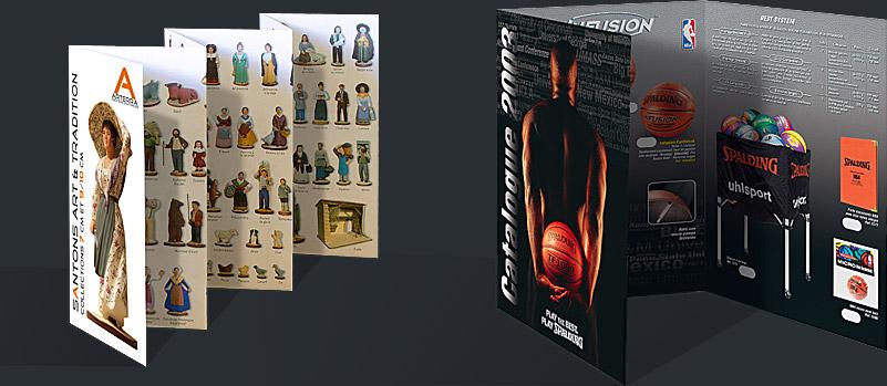 studio empreinte graphisme marseille d pliants 3 volets conception et r alisation de. Black Bedroom Furniture Sets. Home Design Ideas