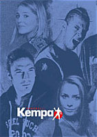 conception de la brochure Kempa