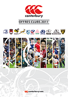 conception de brochure Canterbury