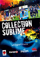conception de la brochure uhlsport